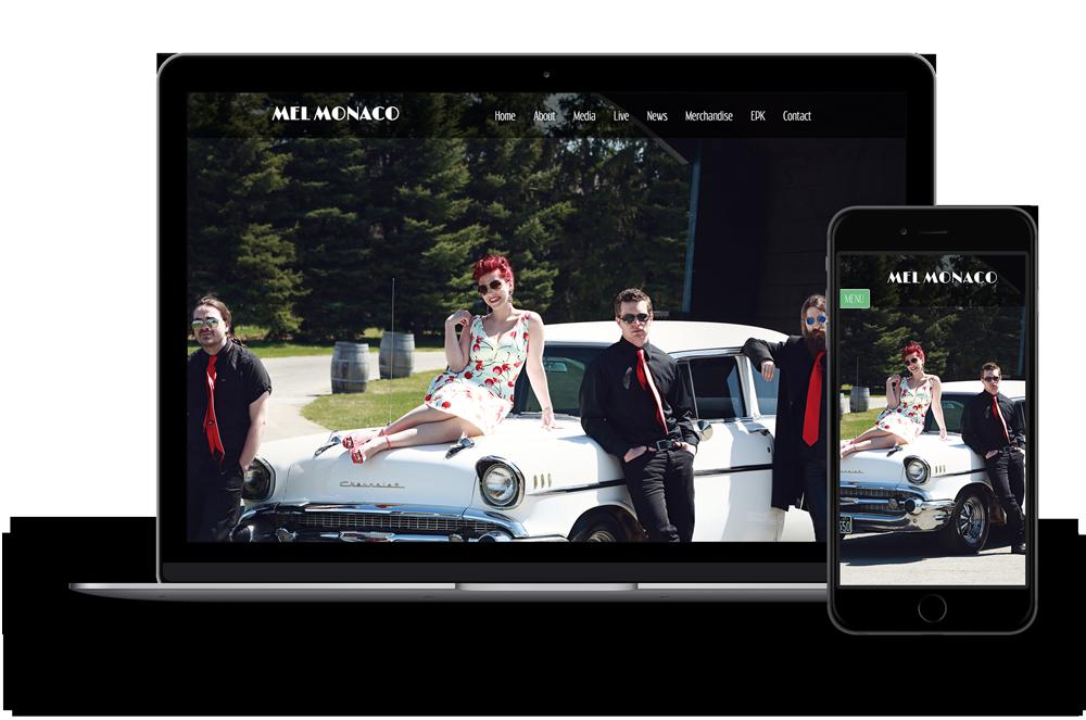 Niagara Website Design Digital Marketing App Development